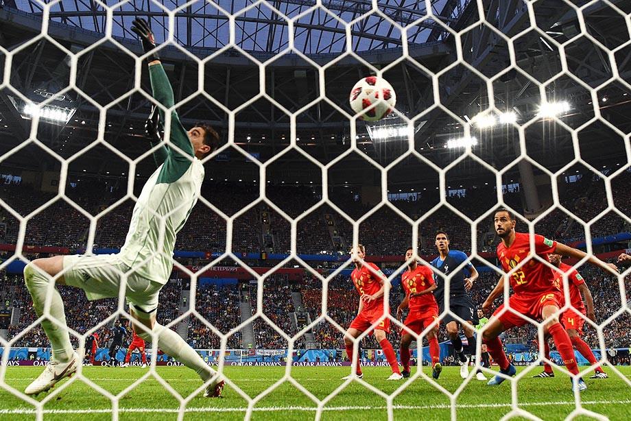 Сборная Хорватии обыграла команду Британии истала вторым финалистомЧМ