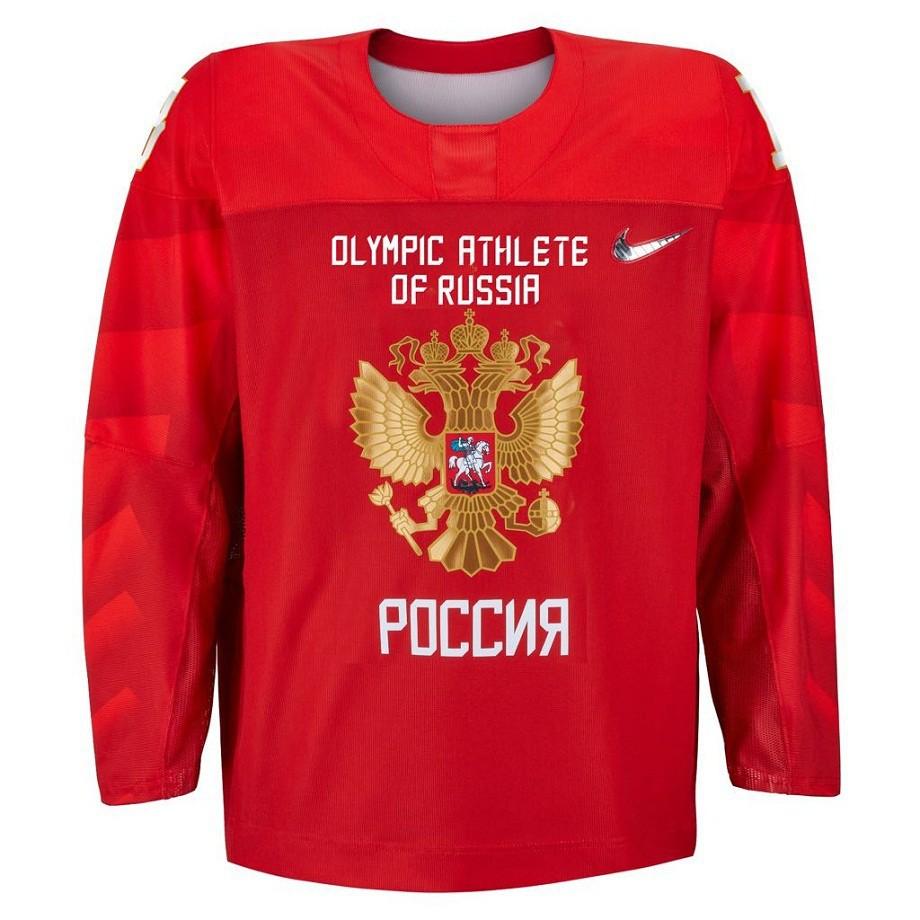 «Россия» и герб. Разрешат ли нам играть в такой форме на Олимпиаде?