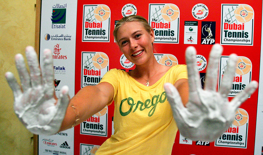 Триумф 19-летней Марии Шараповой на US Open-2006. Как она тогда выглядела. Фото, видео