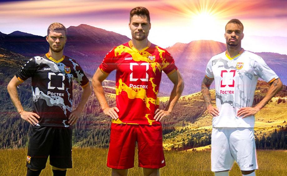 Кто в РФПЛ самый стильный? Обзор игровых форм нового сезона