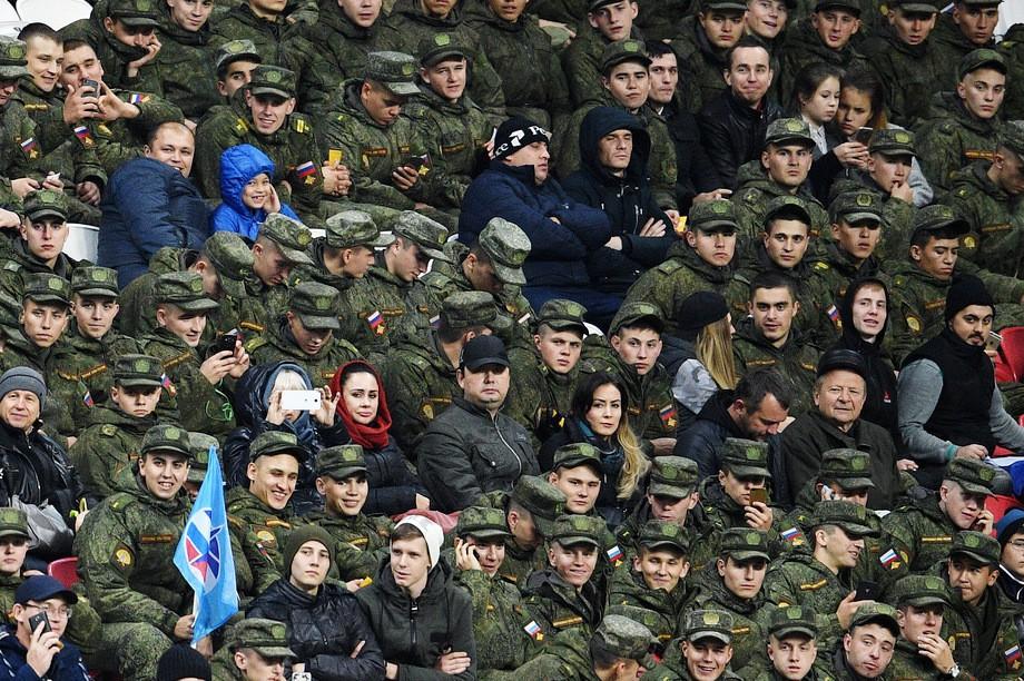 Шок, видео: сборная России по футболу любима и популярна
