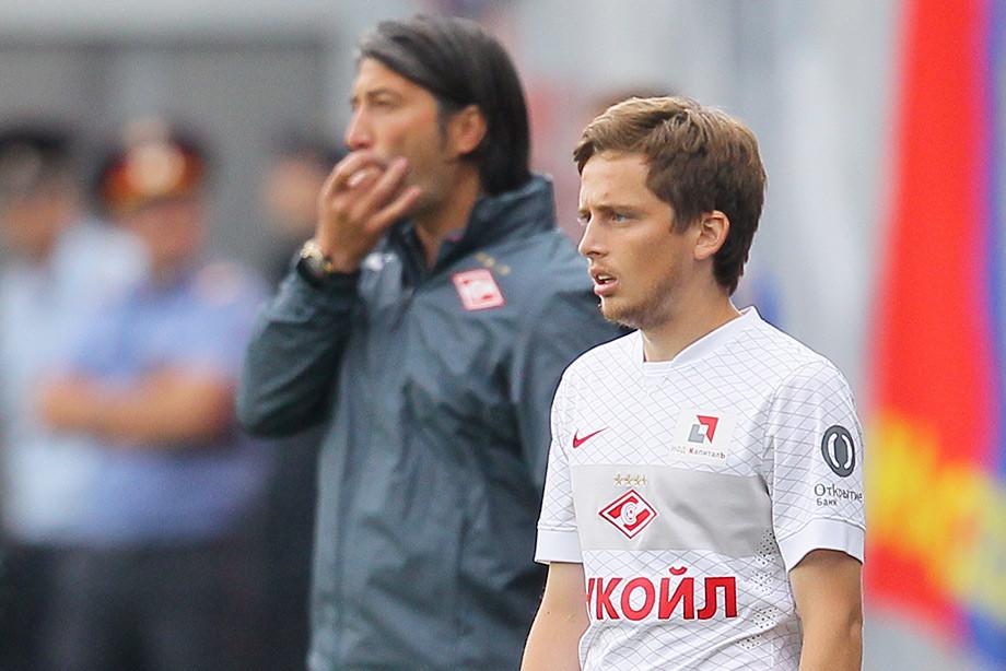 «Ты на тренера даже не похож». Как сложилась судьба Мурата Якина после «Спартака»