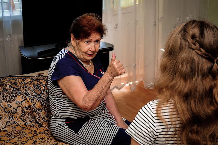 Как сохранить здоровье в пожилом возрасте? Интервью с врачом-массажистом 78 лет