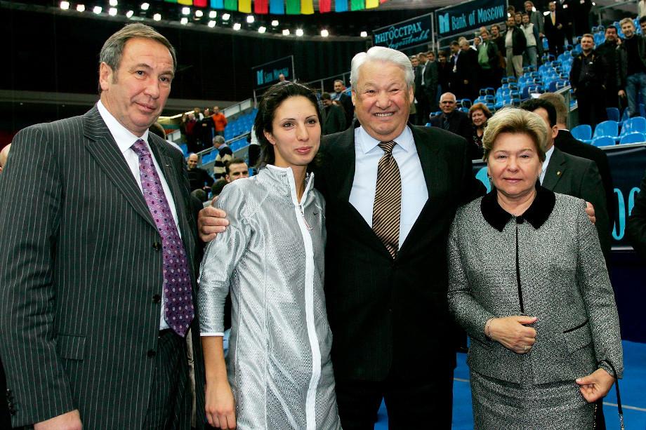 Год России на Кубке Кремля. Как в 2004-м наши забрали все трофеи: Мыскина, Давыденко, Андреев, Звонарёва