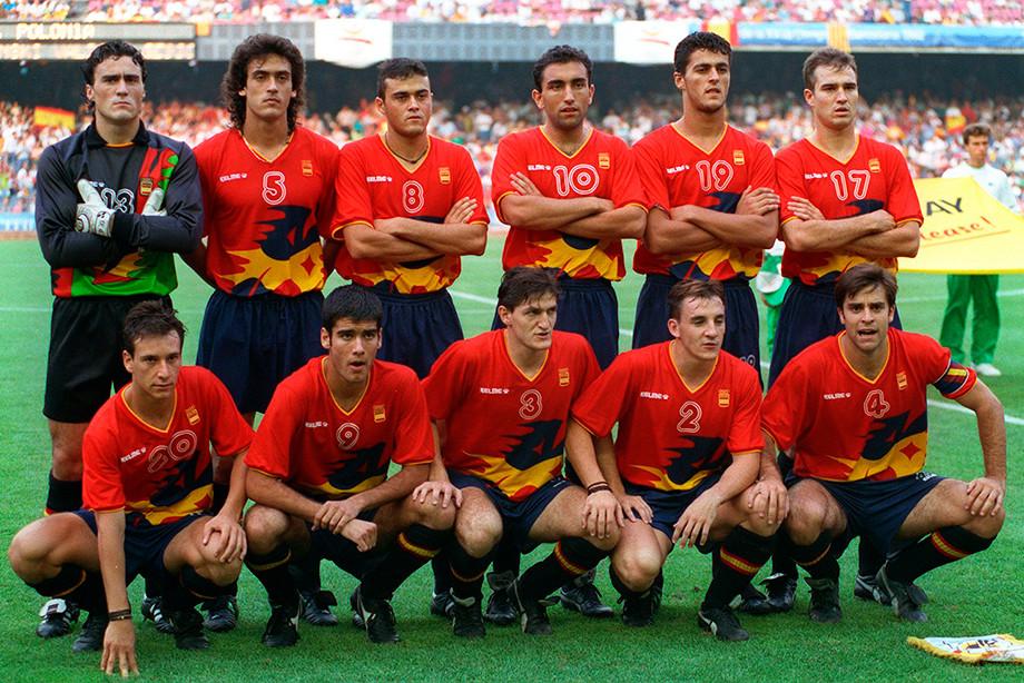 Юбилей Хосепа Гвардиолы – великому тренеру 50 лет – вспоминаем его олимпийское золото, выигранное в Барселоне в 1992 год