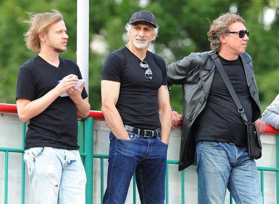 Александр Тильман, Ахрик Цвейба и Сергей Шульгин