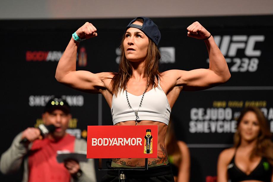 Джессика Ай выступит в главном бою на UFC Fight Night 172, непростая история жизни