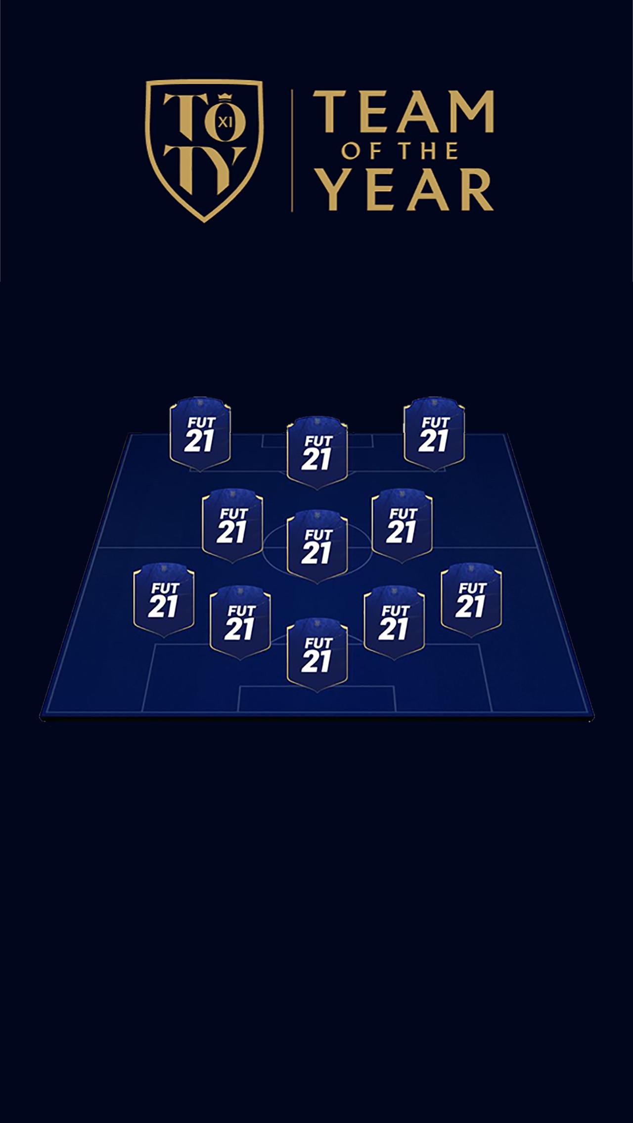 Лучшие игроки года по версии FIFA 21