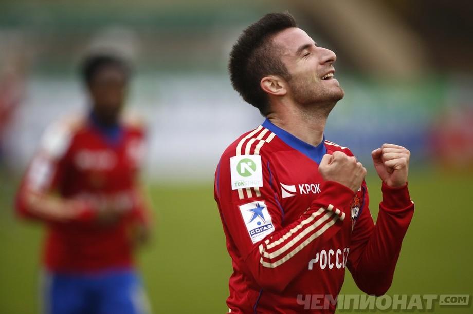 Зоран Тошич принес ЦСКА много славы