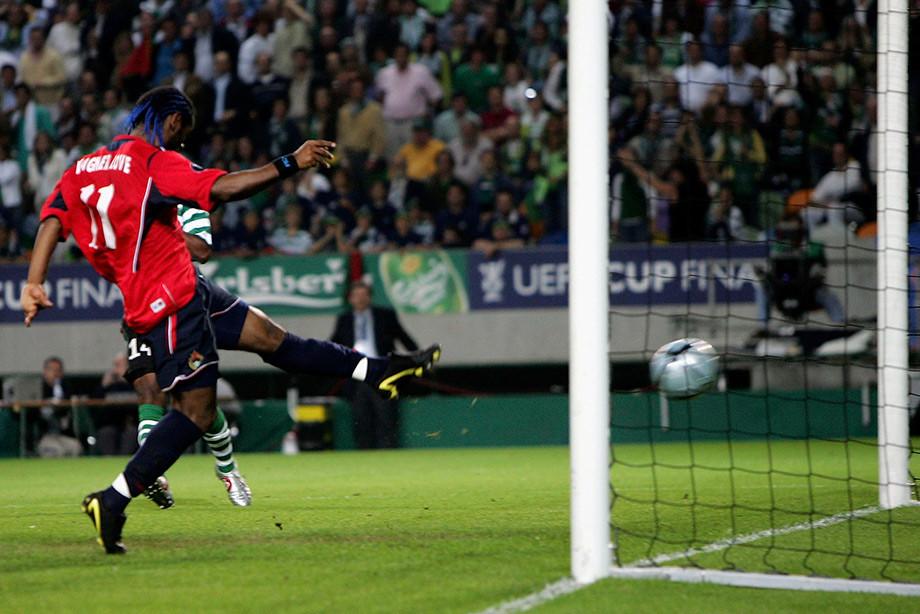 Тот самый гол в финале Кубка УЕФА
