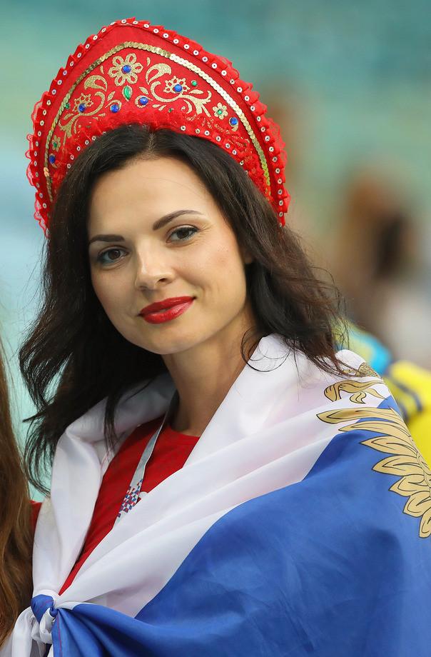 Главные красавицы 10-го дня чемпионата мира — 2018. Фото