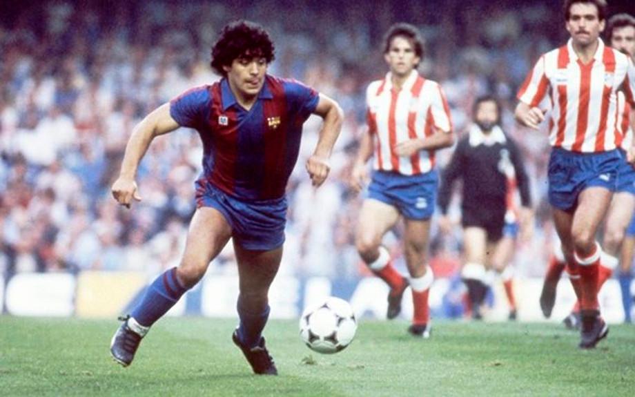 Диего Марадона в молодости: почему сорвался трансфер аргентинца в Англию