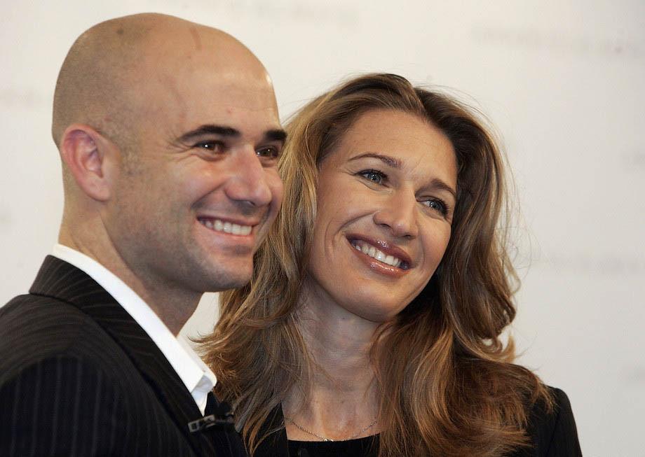 Андре Агасси и Штеффи Граф вместе 20 лет. Чем сейчас занимаются знаменитые теннисисты