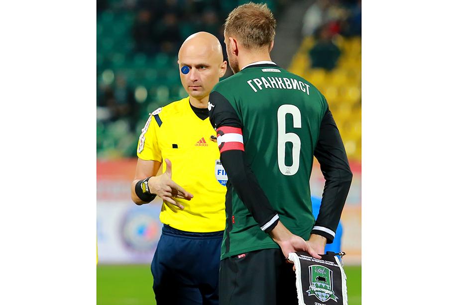 Сергей Карасёв и Андреас Гранквист