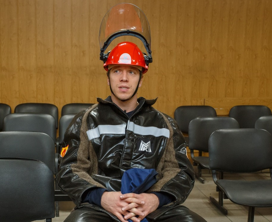 Николай Кулёмин сменил профессию