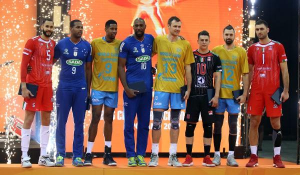 Символическая сборная клубного чемпионата мира