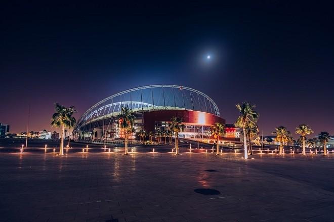 ВКатаре открылся 1-ый стадион кчемпионату мира 2022 года