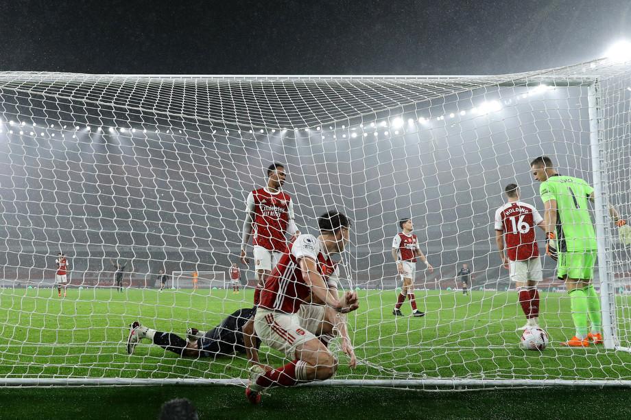 «Арсенал» очень плох. У Артеты не получается доминировать