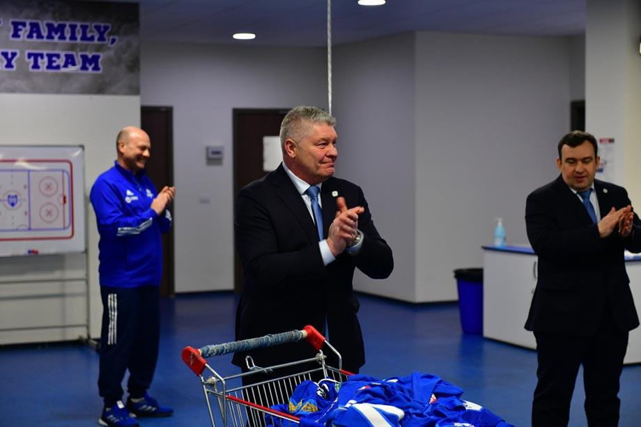Почему Андрей Мартемьянов — идеальный кандидат на пост главного тренера «Барыса»