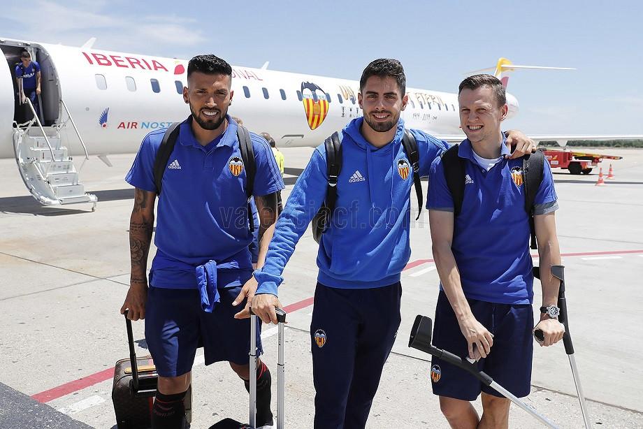 Черышев на костылях прибыл на финал Кубка Испании
