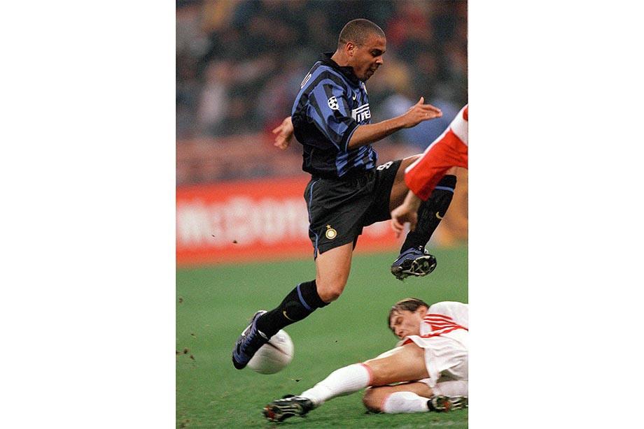 «Спартак» — «Интер», Кубок УЕФА-1998, бенефис великого Роналдо в Москве