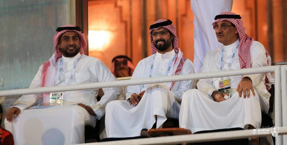 «Три дня не видел женщин!» Как судья Лапочкин съездил в Саудовскую Аравию