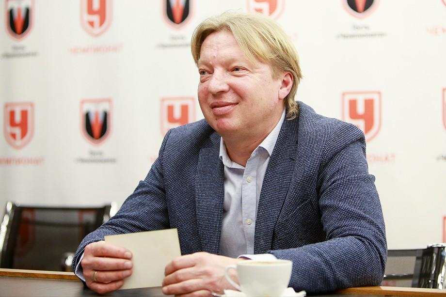 Василий Иванов в редакции «Чемпионата»