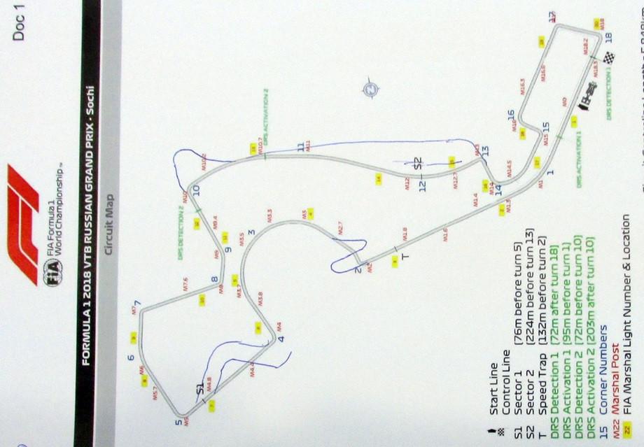 Гран-при России Формулы-1. Победа Хэмилтона с горьким привкусом. Как это было
