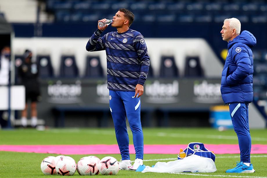 Бывший защитник «ПСЖ» Тьяго Силва становится лидером обороны «Челси» Романа Абрамовича