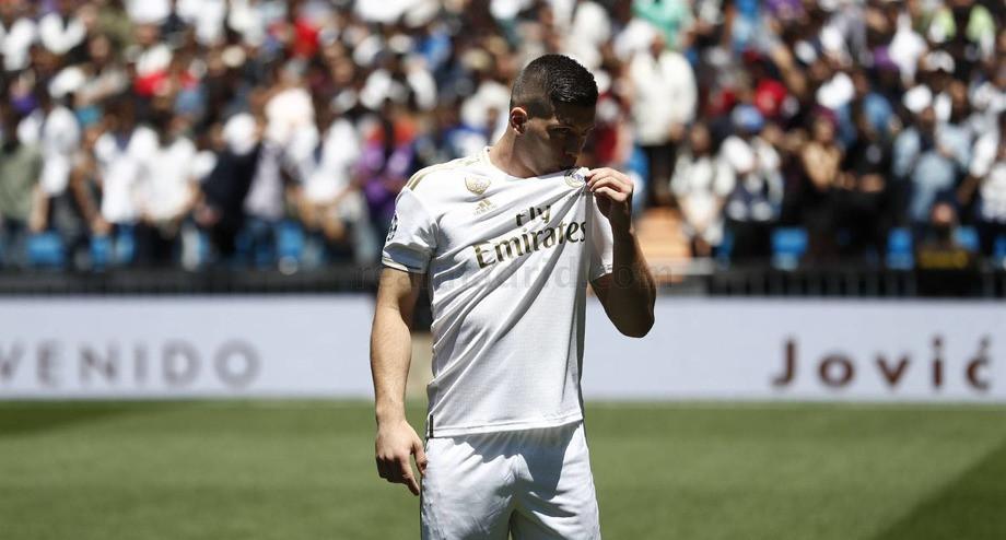 Лука Йович после позора воЛьвове подписал договор смадридским «Реалом»