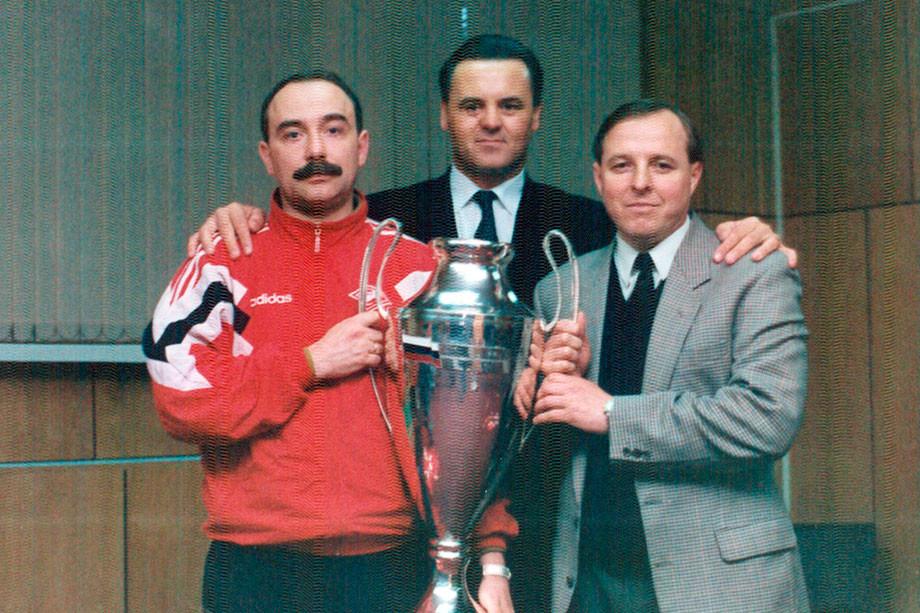 Таинственный руководитель «Спартака» 1990-х Григорий Есауленко
