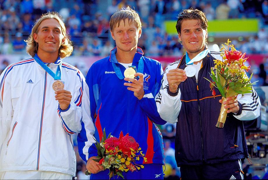 Олимпиада всегда с нами. Лучшие мгновения российского тенниса