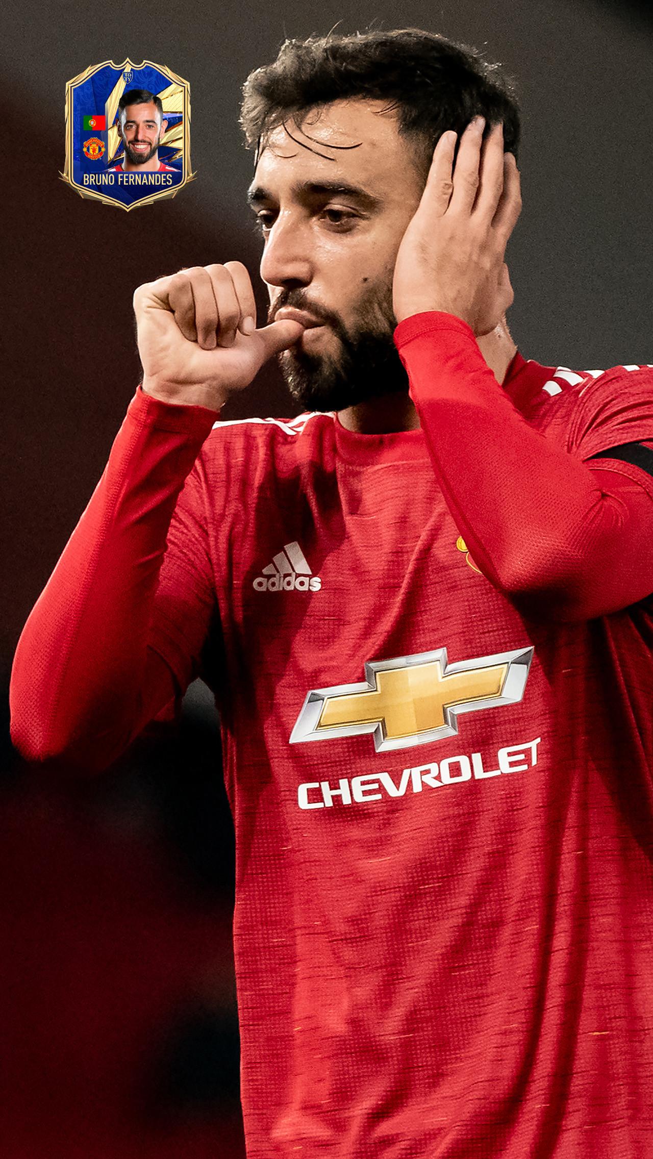 Центральный полузащитник: Бруну Фернандеш («Манчестер Юнайтед»)