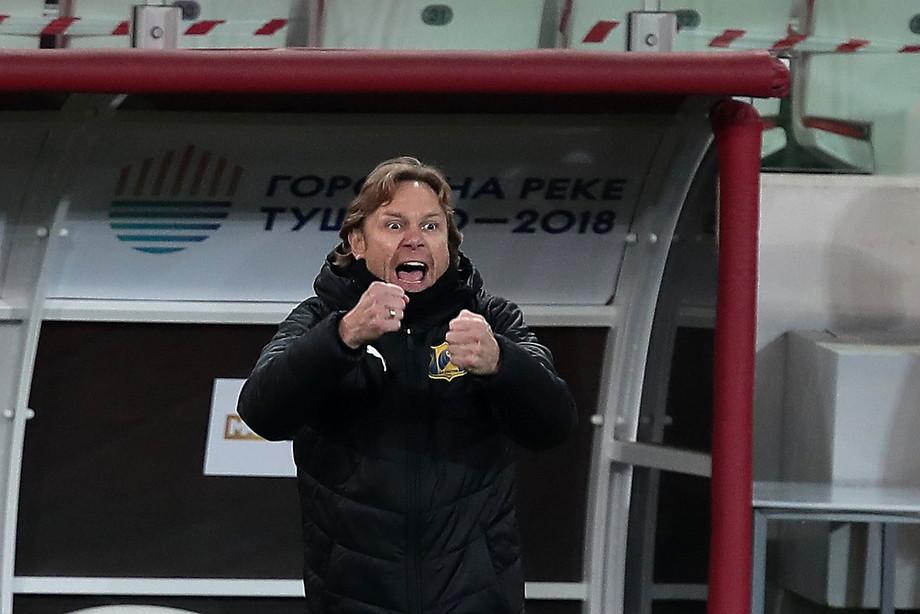 Карпин мотивирует «Ростов»