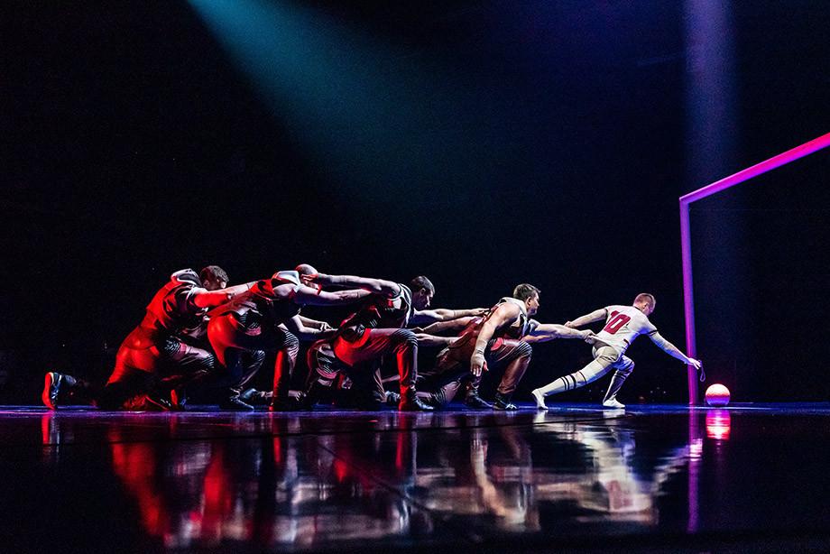 В Барселоне Cirque du Soleil презентовал шоу про Месси – впечатления