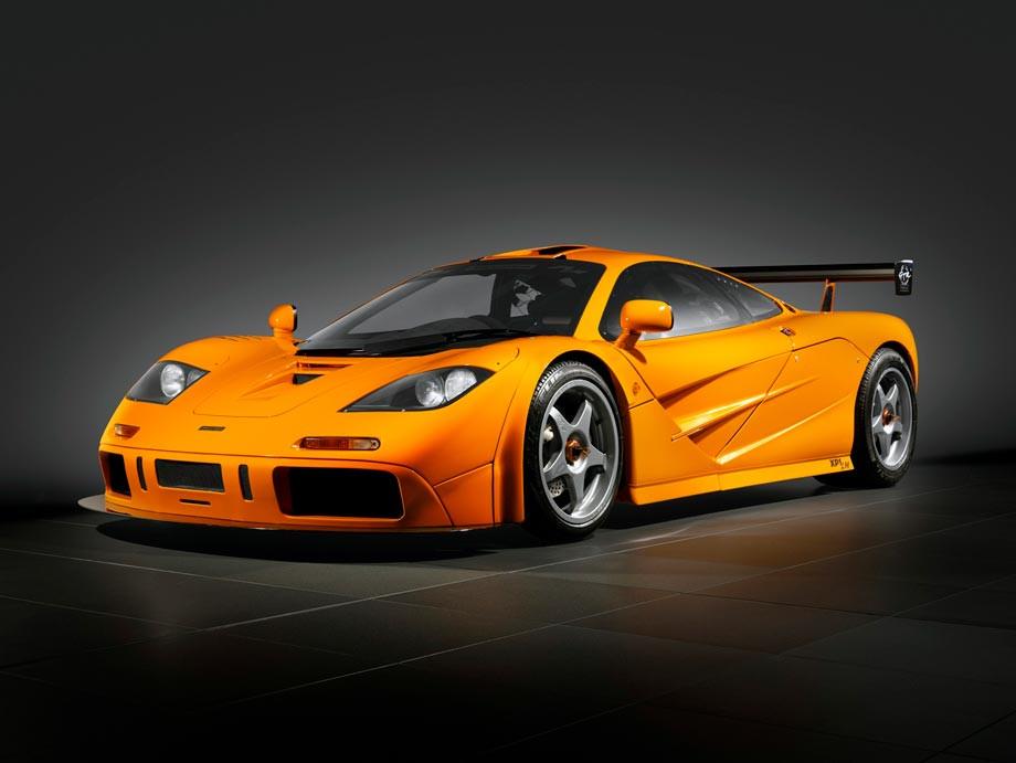 McLaren F1 LM XP1 — суперкар, который так и не достался Хэмилтону