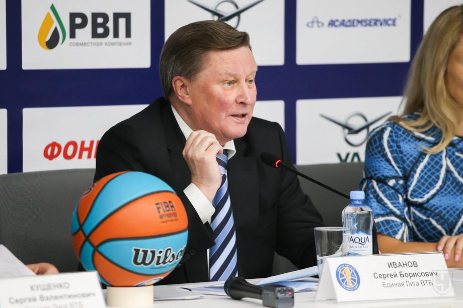 Кущенко, Иванов и Корстин – об особенностях нового сезона Единой лиги ВТБ