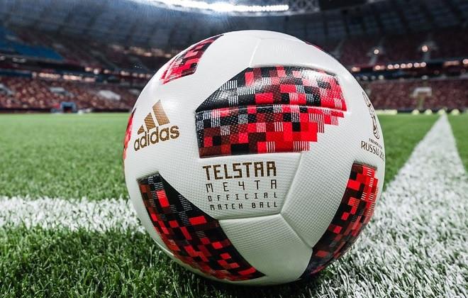 Представлен официальный мяч плей-офф чемпионата мира — 2018