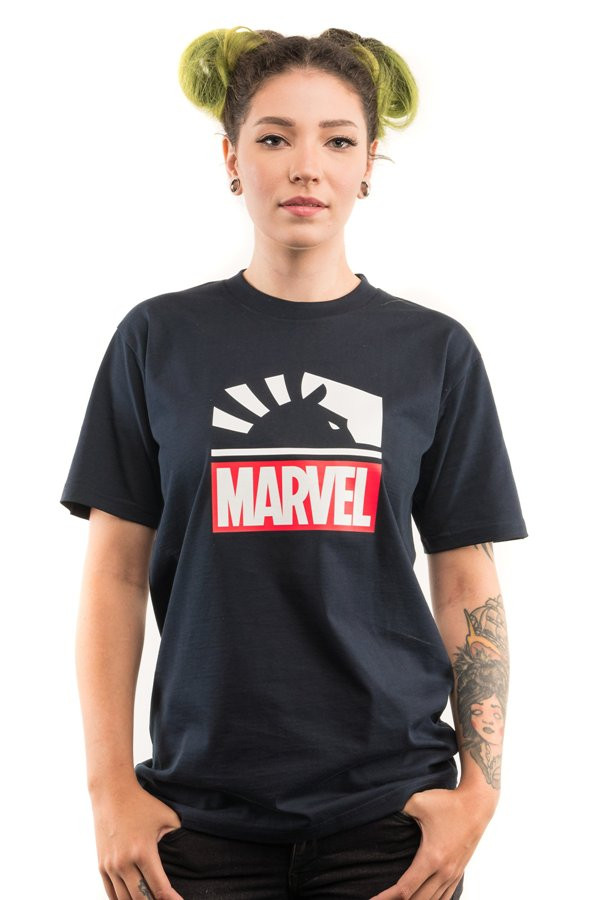 Майка с логотипами Marver/Team Liquid
