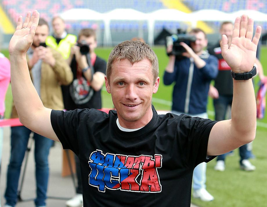 Отношения с фанатами у Виктора Гончаренко честные