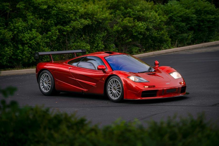 McLaren F1 High Downforce Package LM-Spec