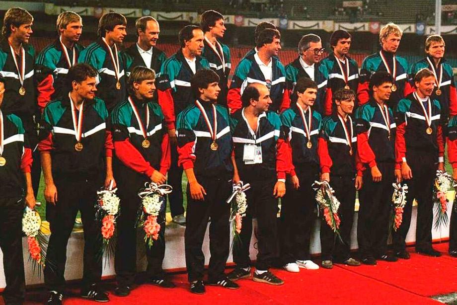 Последняя «золотая» сборная СССР