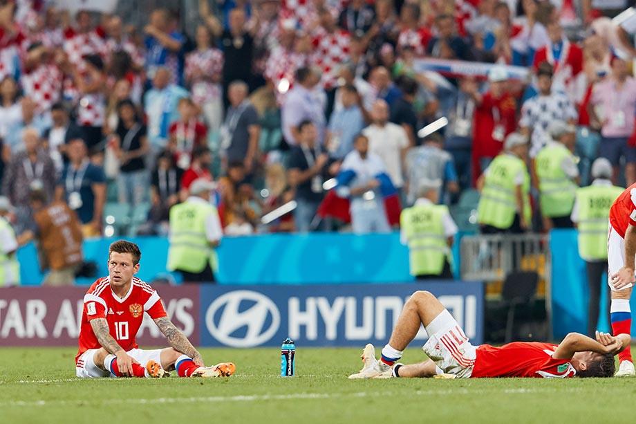 Самые трагичные матчи сборной России: Украина, Словения, Хорватия и другие