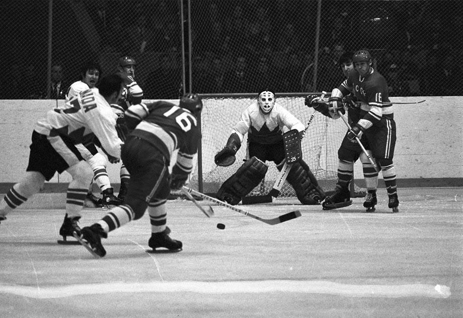 Какой была великая Суперсерия-1972 между сборными СССР и Канады