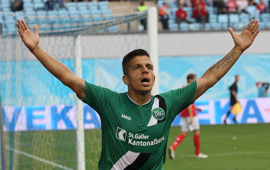 «Санкт-Галлен» выбил «Спартак» из Лиги Европы
