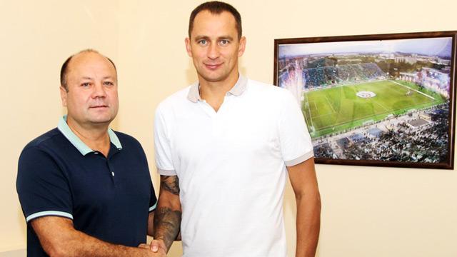 Сергей Рыжиков подписал контракт с «Крыльями Советов»