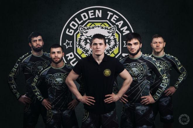 Участники дебютного турнира MMA Golden Team