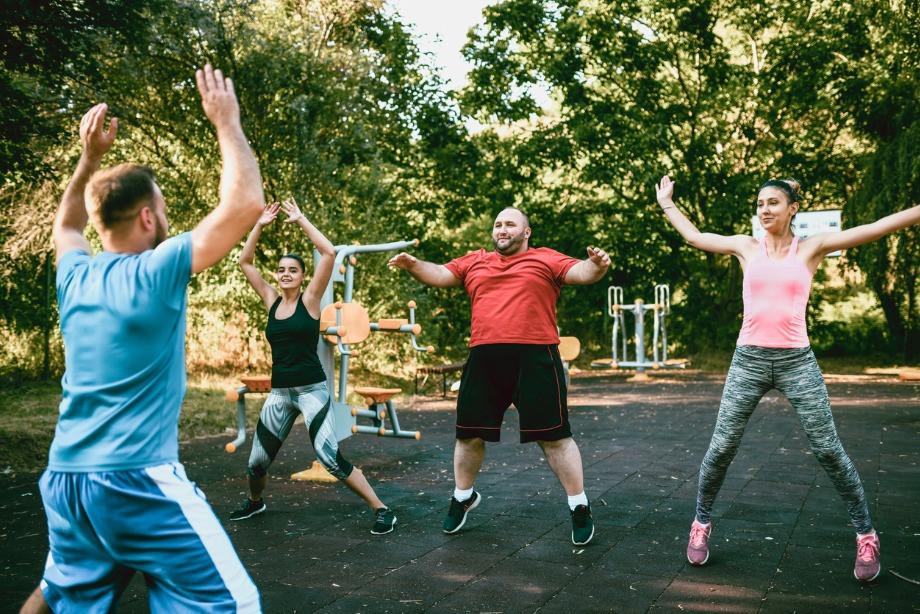 Упражнение джампинг джек для похудения. Эффективное жиросжигание — как выполнять