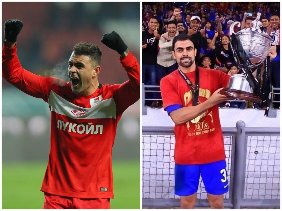 «Спартак» может впервые с 2017-го возглавить таблицу. Где сейчас игроки золотого состава?