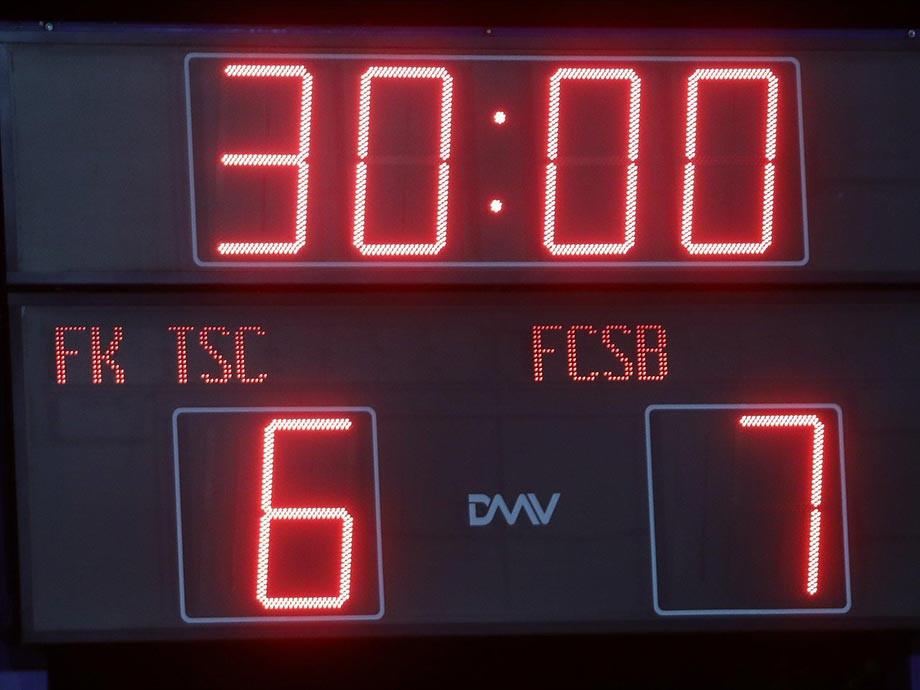 4:4 в основное время, 2:2 – в дополнительное! Самый невероятный матч недели в Европе